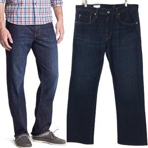 AG Protege Jeans Straight Leg  (measures 36x31)